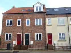 Terraced House For Sale Ousegate Selby North Yorkshire YO8