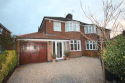 Semi Detached House For Sale Alwyne Drive York North Yorkshire YO30
