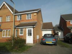 Semi Detached House To Let   Bedfordshire MK42