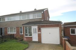 Semi Detached House To Let Drive Barnsley South Yorkshire S71