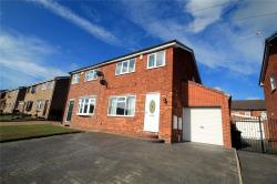 Semi Detached House For Sale Crescent Dodworth South Yorkshire S75