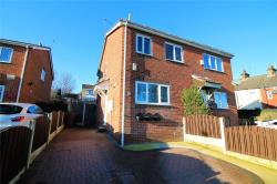 Semi Detached House For Sale Rise, Barnsley South Yorkshire S70