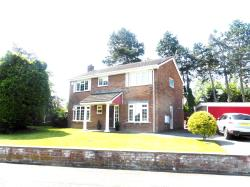 Detached House For Sale Road Spital Merseyside CH63