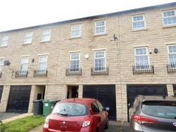 Terraced House To Let Ferndale Huddersfield West Yorkshire HD2