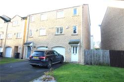Terraced House For Sale Rastrick, Brighouse West Yorkshire HD6