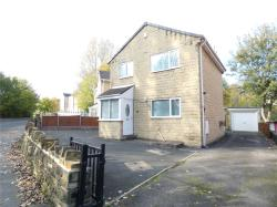 Detached House For Sale Moorend, Cleckheaton West Yorkshire BD19