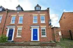 Terraced House For Sale Street Nantwich Cheshire CW5