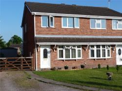 Semi Detached House For Sale Sydney Crewe Cheshire CW1