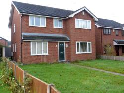 Detached House For Sale Avenue Crewe Cheshire CW2