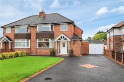 Semi Detached House For Sale Crewe, CREWE Cheshire CW1