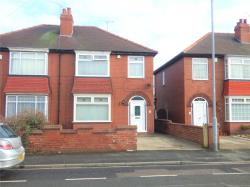 Semi Detached House To Let Road Doncaster South Yorkshire DN2