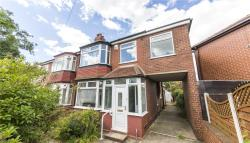 Semi Detached House For Sale Crescent Doncaster South Yorkshire DN2