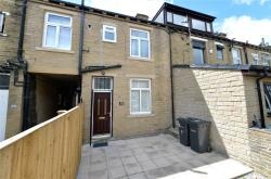 Terraced House To Let Street Bradford West Yorkshire BD7