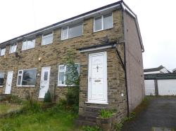Terraced House To Let Pellon Halifax West Yorkshire HX2