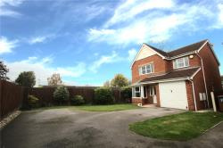 Detached House For Sale Kirkby Pontefract West Yorkshire WF9