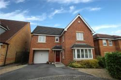 Detached House For Sale Close Hemsworth West Yorkshire WF9
