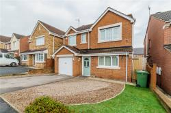 Detached House For Sale Upton Pontefract West Yorkshire WF9