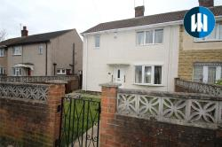 Semi Detached House For Sale South Kirkby Pontefract West Yorkshire WF9
