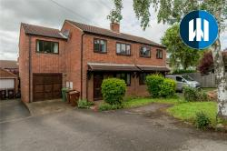 Semi Detached House For Sale Upton Pontefract West Yorkshire WF9