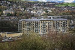 Flat For Sale Lane Linthwaite West Yorkshire HD7