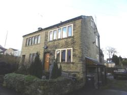 Semi Detached House For Sale Rastrick Brighouse West Yorkshire HD6