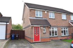 Semi Detached House For Sale View Ilkeston Derbyshire DE7