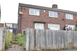 Terraced House For Sale Hallam Ilkeston Derbyshire DE7