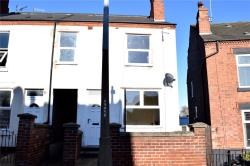 Terraced House For Sale Street Ilkeston Derbyshire DE7