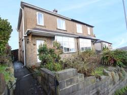 Semi Detached House For Sale Mount Keighley West Yorkshire BD21