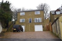 Detached House For Sale Road Keighley West Yorkshire BD22