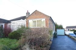 Semi - Detached Bungalow For Sale Lane Keighley West Yorkshire BD22