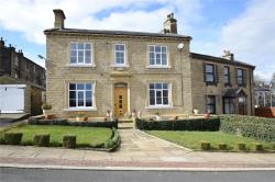 Detached House For Sale Lane Keighley West Yorkshire BD22