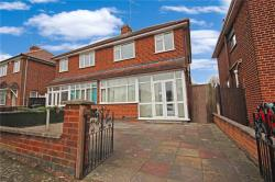 Semi Detached House For Sale Road Leicester Leicestershire LE3