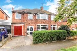Semi Detached House For Sale Walk Leicester Leicestershire LE5