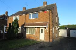 Semi Detached House To Let Drive Town Nottinghamshire NG19
