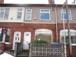 Terraced House To Let Street Mansfield Nottinghamshire NG19