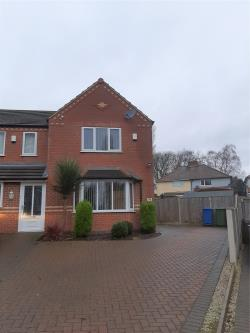 Semi Detached House For Sale Town, Mansfield Nottinghamshire NG19