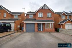 Detached House For Sale Mansfield Woodhouse Mansfield Nottinghamshire NG19