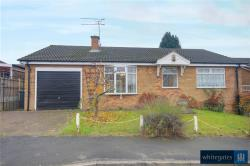 Detached Bungalow For Sale  Shirebrook Derbyshire NG20