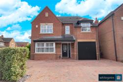 Detached House For Sale Harlow Wood Mansfield Nottinghamshire NG18
