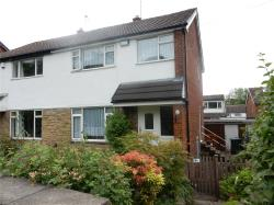 Semi Detached House For Sale Kirkheaton Huddersfield West Yorkshire HD5