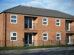 Flat To Let Court, Newark Nottinghamshire NG24