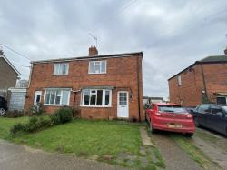 Semi Detached House For Sale  SLEAFORD Lincolnshire NG34