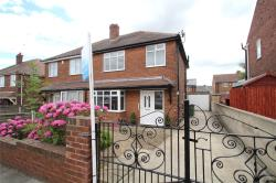 Semi Detached House For Sale Crescent Pontefract West Yorkshire WF8