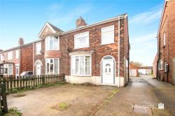 Semi Detached House For Sale Avenue Scunthorpe Lincolnshire DN15