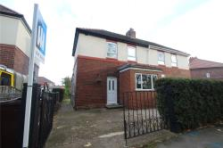 Semi Detached House For Sale Cresent Upton West Yorkshire WF9