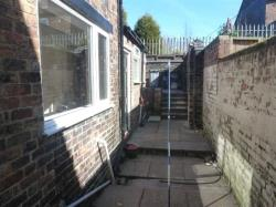Terraced House To Let On Trent Staffordshire ST4