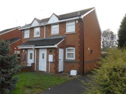 Semi Detached House To Let Wednesfield, Wolverhampton Staffordshire WV11