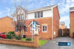 Semi Detached House For Sale Woolton, Liverpool Merseyside L25