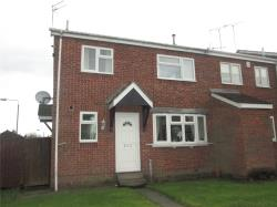 Semi Detached House To Let Gardens Worksop Nottinghamshire S81